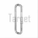 Glass Door Handles- D Shape Glass Door Handle