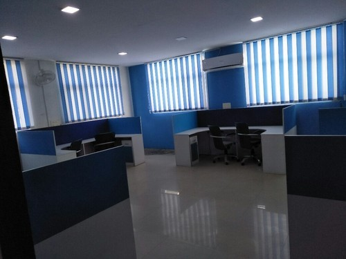 Furnished Office Space For Rent For IT, Size/ Area: 500 Square Feet
