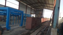 AAC Light Weight Brick Making Machine