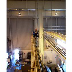 Crane Rail Fall Protection System