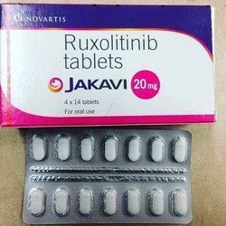 Jakavi 20mg Tablet ( Also Available in 5mg & 15mg)