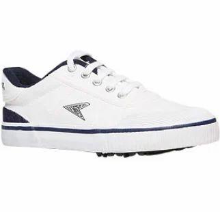 Bata White School Shoes For Boy, Size