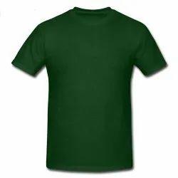 Cotton Half Sleeve Round Neck T Shirts