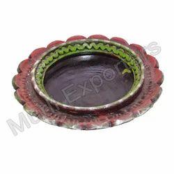 Clay Decorative Urli