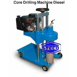 Core Drilling Machine ( Diesel )
