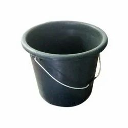 Metal Handle Plastic Bucket