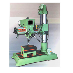 Fine Feed Radial Drill Machine