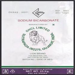Sodium Bicarbonate Technical Grade, Packaging Type: Bag, Packaging Size: 25 Kg
