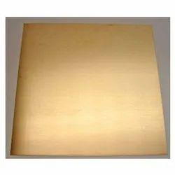 Plain Aluminum Bronze Plate, Thickness: 5 - 12 mm