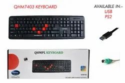 Quantum Wired Keyboard QHM8810