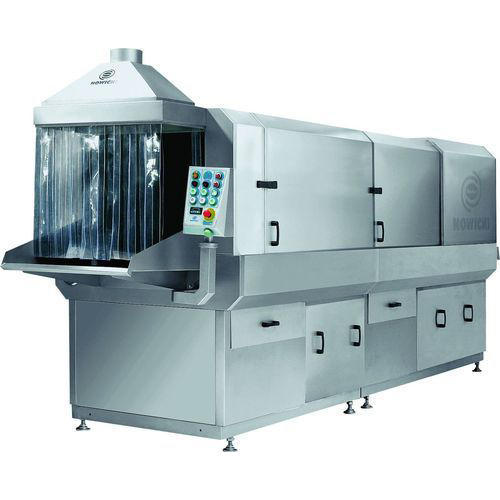 25 Kg Commercial Washing Machine At Rs 150000 Piece: Cleanstar Stainless Steel Crate Washer, Production