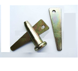 JRS SCAFFOLDS Golden and Silver Formwork Wedge