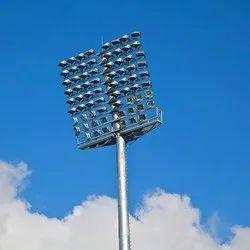 Stadium Led Mast Lights Pole