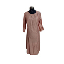 Ladies Cotton 3/4th Sleeve Kurti