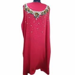 Necklace Embroidered Caftan Work