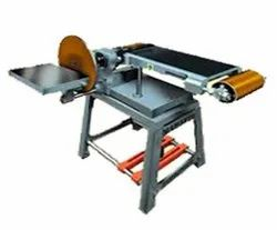 Belt And Disc Sander With Casting Stand