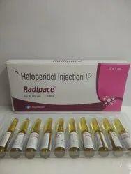 Haloperidol 5mg/ml Injections (Radipace Inj)