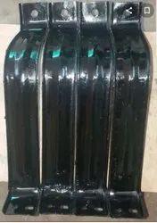 Black 16 inch Air Cooler Iron Leg