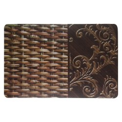 Antique Table Mats With Coasters
