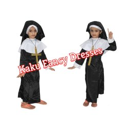 Kids Nun Costume
