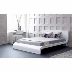 White Stylish Bed