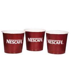 Hot Beverages Nestle Paper Cup 150 ML (100 pcs Pack), Packaging Type: Packet, for Offices