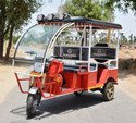 Godawari Battery Operated G-one Plus Electric Rickshaw, Vehicle Capacity: 4 Seater