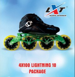 4 x 100 Lightning 10 Skate Package
