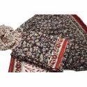 Printed Multicolor Cotton Dress Material