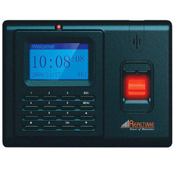 Realtime T6 Industrial Attendance Recorder