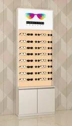 Sunglasses Wall Unit Display