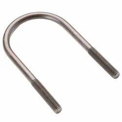 Steel U Bolt, Size: M6-M100