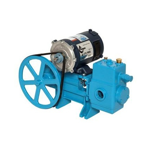 Cast Iron Cylinder Filling Piston Pump