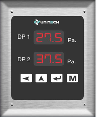 Dual/Triple DP Indicator For AHU