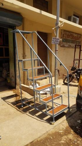 Rolling Stair Ladder