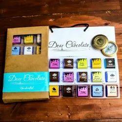 Dear Chocolate Assorted Dry Fruit Chocolates