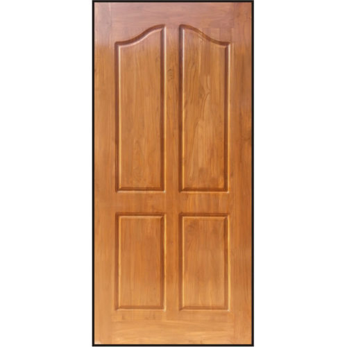 Ghana Teak Wood Door At Rs 31500 Piece Exterior Door Id