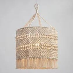 Handmade Macrame Pendant Light Chandelier
