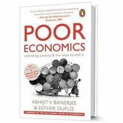 Poor Economics Book