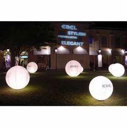 PVC LED Advertising Balloons