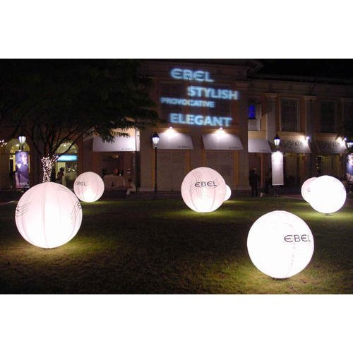 PVC LED Advertising Balloons
