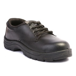 Steel Craft Black Safety Shoes Steel Toe