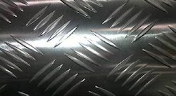 Stainless Steel Chequered Plates Grade: 304