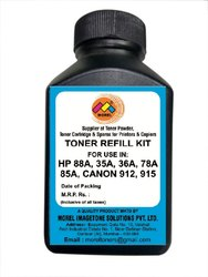 Morel HP88A CC388A CE278A CB436A Toner Powder for use in HP Laserjet 1007 1008 M1136 mfp Printer