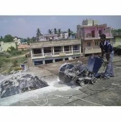 concrete Slab Cutting Service, For Slaping Rcc, Industrial