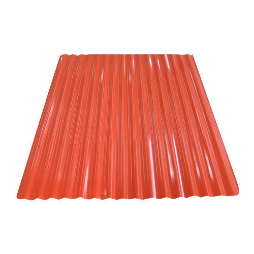 Corrugated Color Coated Roofing Sheet