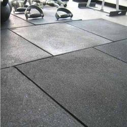 Gym Flooring Service, Thickness 10 - 15mm
