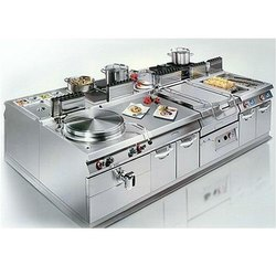 Food Grade Stainless Steel COMMERCIAL KITCHEN EQUIPMENTS