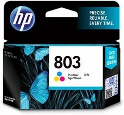 HP 803 Tri Color Ink Cartridge