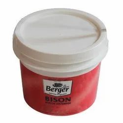 Emulsion Berger Bison Acrylic Distemper, Packaging Type: Bucket